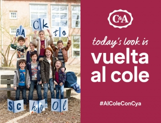 Back to school again! en C&A