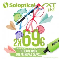 SOLOPTICAL - Promoción 2x1