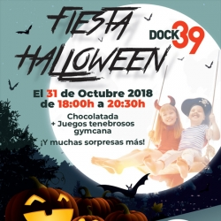 DOCK 39 - halloween