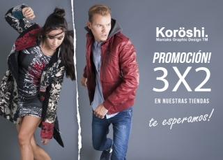 3x2 en Koroshi