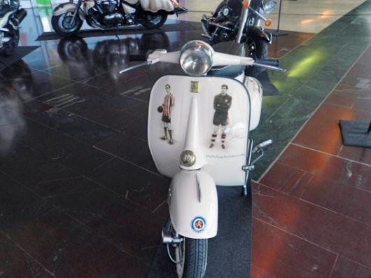 Sueños sobre ruedas: exposición de vehículos personalizados