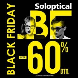 Soloptical - Hasta 60% de descuento el Black Friday