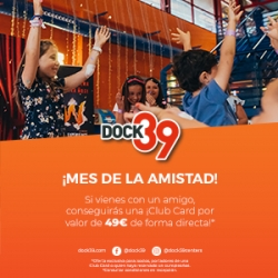 DOCK 39 - Mes de la Amistad