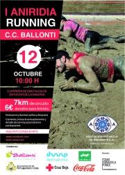 Participa en la I carrera de apoyo a los afectados por aniridia