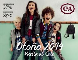 Colección Vuelta al Cole en C&A - Promo finalizada -
