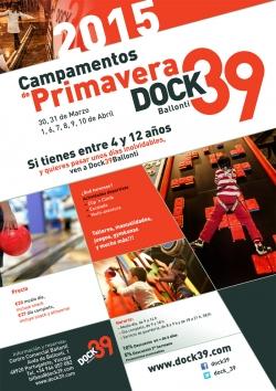 Campamentos de Primavera en Dock39 - Promo finalizada -