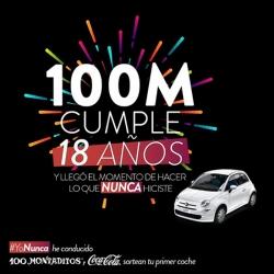 100 MONTADITOS - Sorteo de un coche