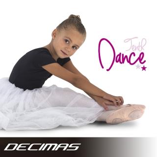 Nueva sección de danza para niña en DÉCIMAS