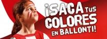 SACA TUS COLORES EN BALLONTI Y GANA 1.000 € POR ANIMAR A LOS LEONES