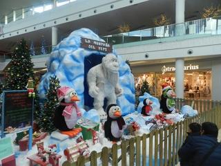 Ballonti enciende la Navidad